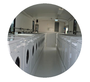 Mobile Laundry Rooms - Safeside Global