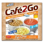 Cafe 2 Go Soup Meal