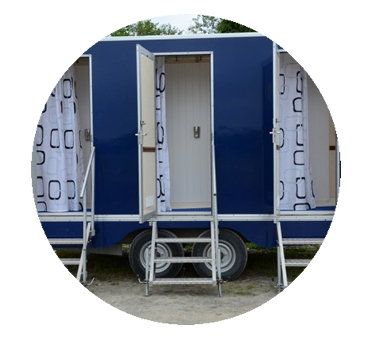 portable showers - Safeside Global