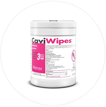 CaviCide Wipes Dissenfectant