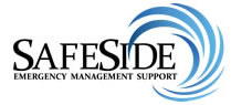 Safeside Global – Global Disaster Response & Military Support Logo